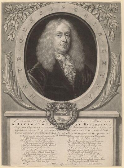 Abraham Blooteling, 'Hieronymus van Beverningk'