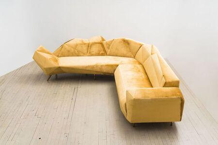 Hannes Grebin, 'Cozy L-Shape Sofa, DE', 2019