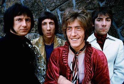 Jim Marshall, 'The Who S.F.', 1967