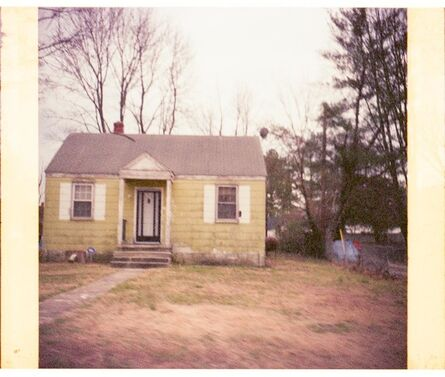 Todd Hido, 'Selections From A Survey - Khrystyna's World       '