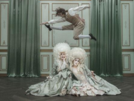 Tyler Shields, 'Jump', 2015
