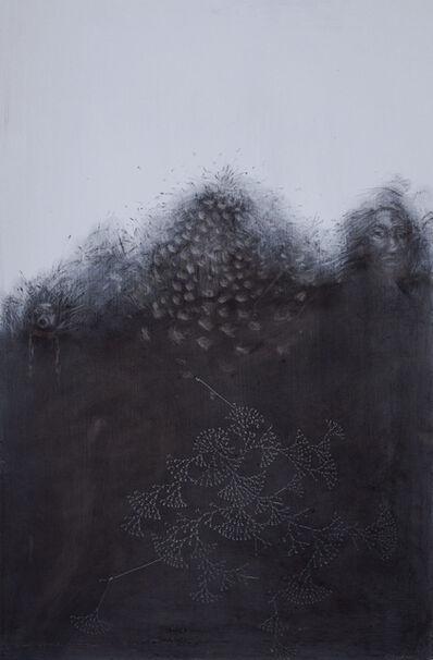 Sydney Cain, 'Ark of Bones (Pollen)', 2021