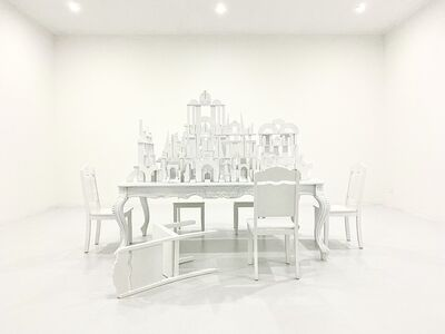 Li Wei, 'Where are you from?', 2020