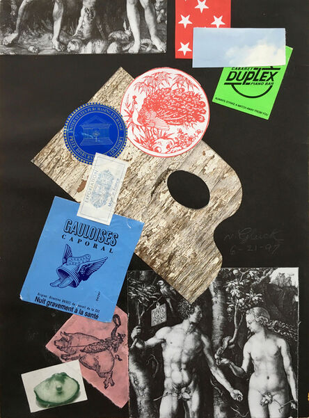 Nathan Gluck, 'Durer-able Collage', 1997