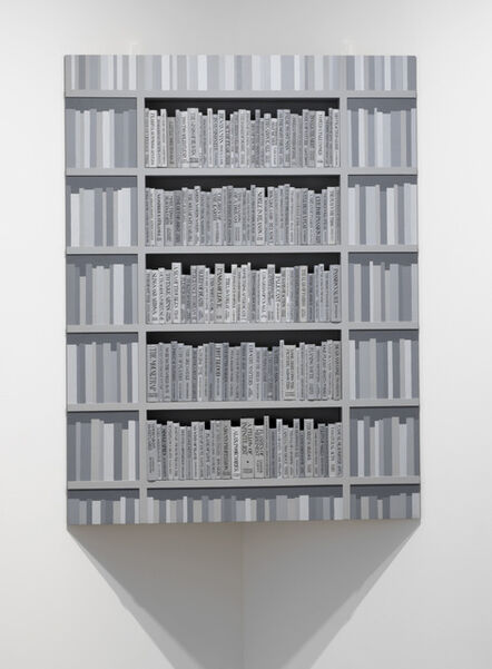Tom Phillips, 'The Library at Elsinore', 2007