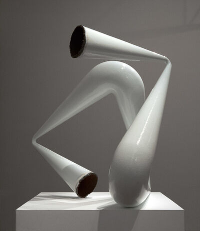 James Angus, 'White Pipe Compression'