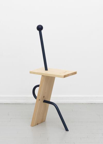 Klara Granstrand, ''Stuck-up' Chair', 2017