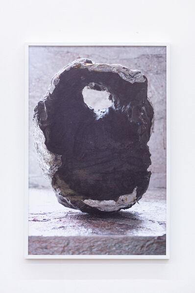 Anna Betbeze, 'Mud (face)', 2021