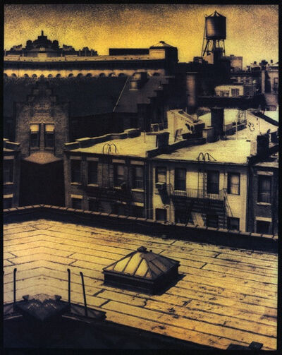 Peter Liepke, 'Roof Top Maze', 2012