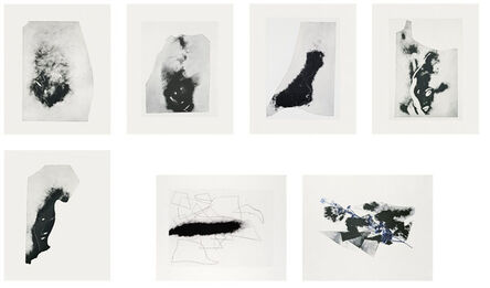 Jannis Kounellis, 'Frammenti di danza', 1982