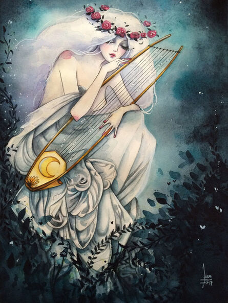 June Leeloo, 'Conte de l'incroyable amour'