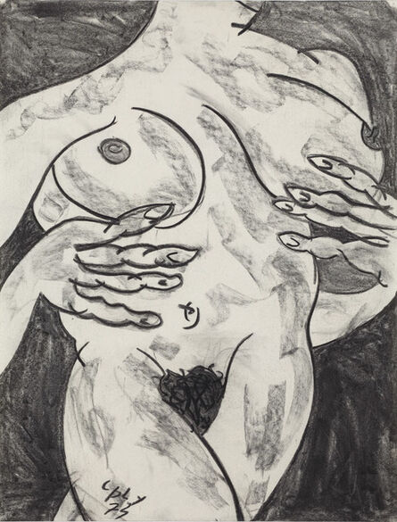 William Nelson Copley, 'Untitled', 1973