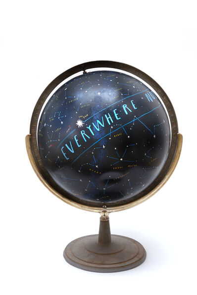 Oliver Jeffers, 'Cosmos Globe', 2019