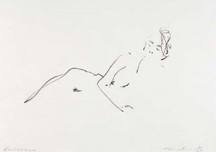 Tracey Emin, 'Kate Moss (2006)', 2006