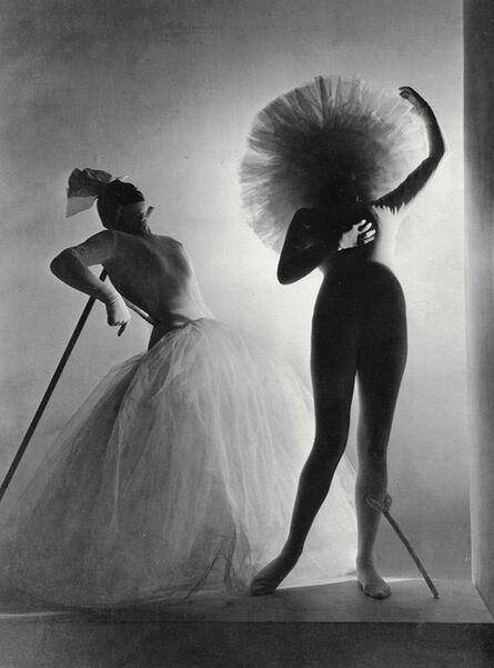 Horst P. Horst, 'Costume Designs by Salvador Dali for his Ballet Bacchanale, Paris', 1939