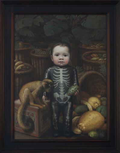 Peter Zokosky, 'Skeleton Boy', 2014