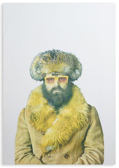 Michelangelo Pistoletto, 'Autoritratto', 1971