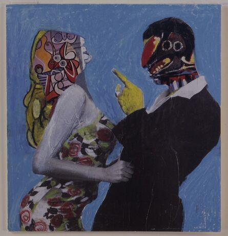 Rodríguez Calero, 'Seduction', 1992