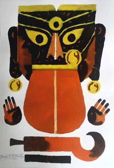 Sanjay Bhattacharya, 'Untitled', 2021