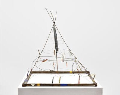 Pierre Yves Bohm, 'Tipi', 1990