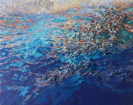 Anne Kagioka Rigoulet, 'Reflection m-5', 2015