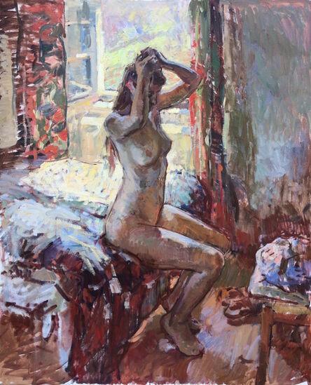 Ben Fenske, 'Light Through the Window', 2017