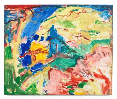 Hans Hofmann, 'Landscape', 1936