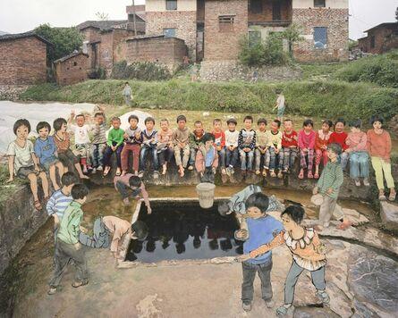 Du Yan Fang, 'A Well', 2013