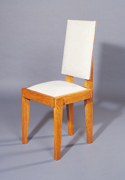 André Sornay, 'Six dining chairs', ca. 1937