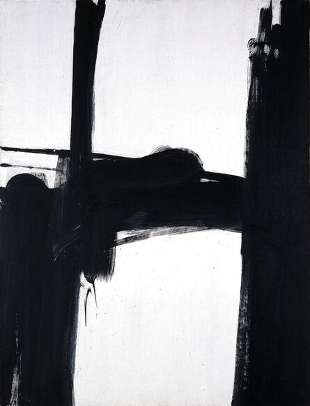 Franz Kline, 'Black and White No. 2', 1960