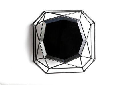 Sam Baron, 'Square Maryline Mirror', 2014