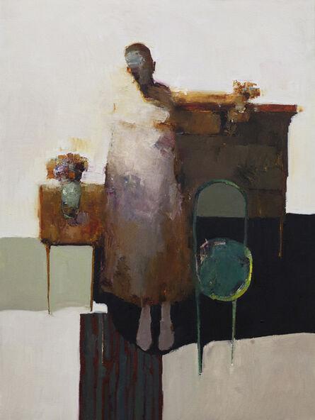 Danny McCaw, 'Green Chair', 2016