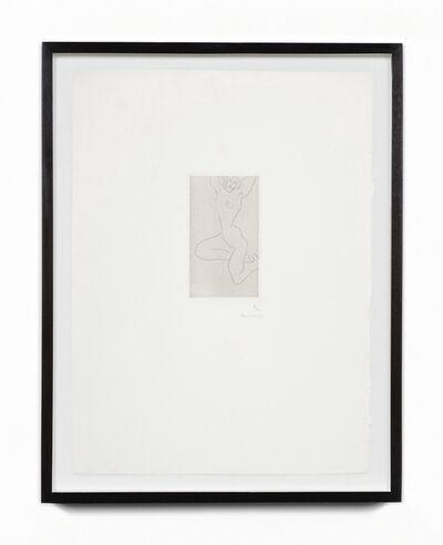 Henri Matisse, 'Nu assis sur la jambe droite, bras levés', 1931