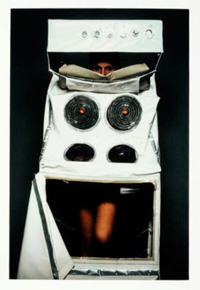 Helen Chadwick, 'In the kitchen', 1977