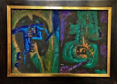 Rodolfo Nieto, 'Untitled', 1952