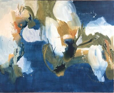 Heidi Jahr Kirkeby, 'Blue Adventure', 2020