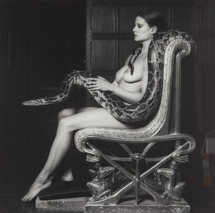 Robert Mapplethorpe, 'Lisa Lyon', 1982