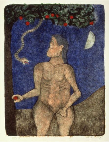 Rufino Tamayo, 'Eve', 1989