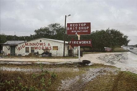 Rod E. Penner, 'Red Top Bait Shop/Burnet, TX', 2021