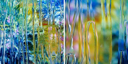 Carol Inez Charney, 'After Claude Monet: Iris 1&2, 1916, 2017', 2017
