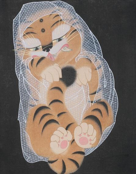Grim Park, '夜虎 : a night tiger', 2020