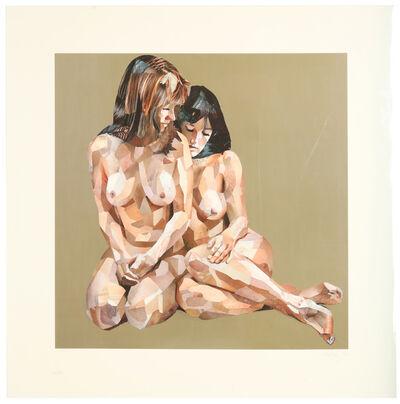 Jonathan Yeo, 'Catherine And Pepper', 2008