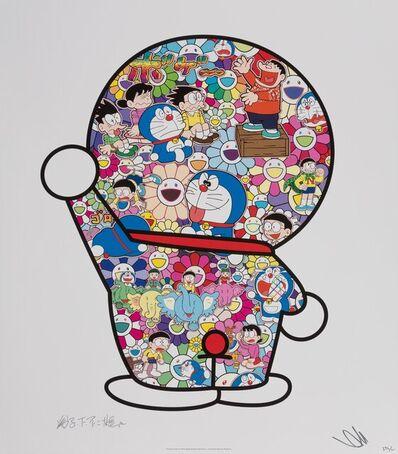 Takashi Murakami X Fujiko F. Fujio, 'Doraemon's Daily Life', 2018