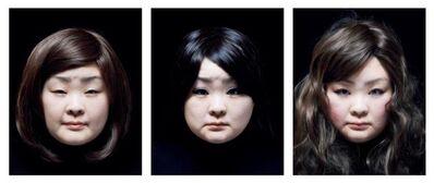 Tomoko Sawada, 'SET #25 from the series Facial Signature', 2015