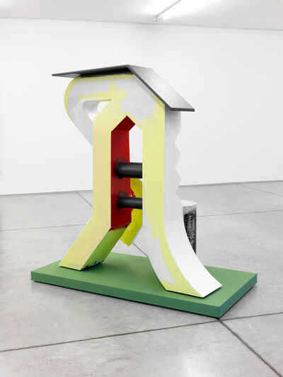 Thomas Scheibitz, 'Astor', 2010