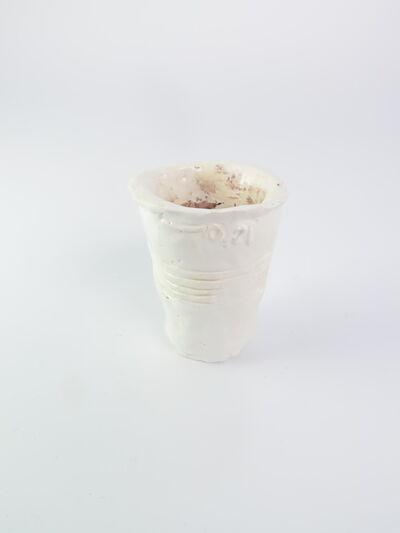Rose Eken, 'Paper coffee cup', 2015