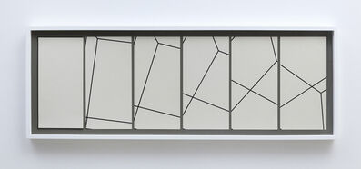 Manfred Mohr, 'P-202-A', 1977