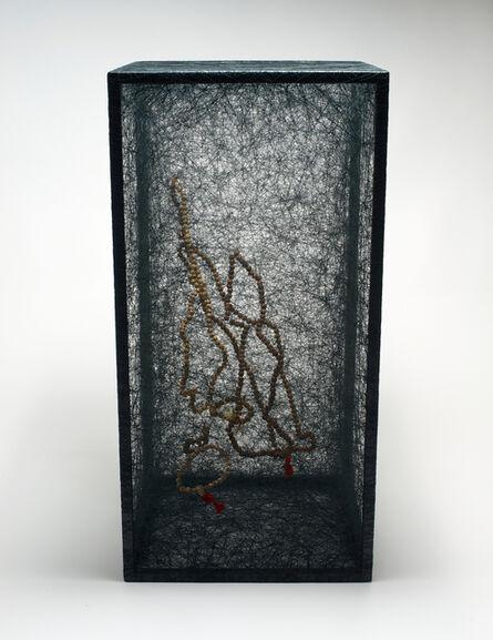 Chiharu Shiota, 'State of Being (Beads)', 2013