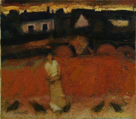 Michael Bennett (1934-2016), 'Farmer's wife north Cumbria ', ca. 2006