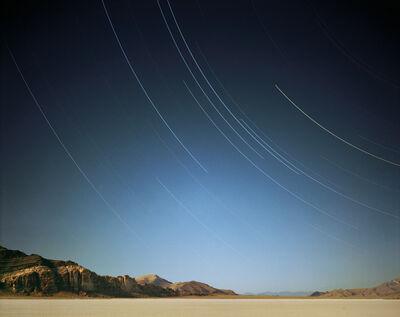 Richard Misrach, 'Unnamed Playa (Exposure by Moonlight)', 1994